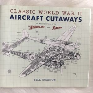 Classic World War ll Aircraft Cutaways book